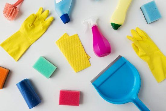 Wiosenne porządki.                 5 trików ułatwiających sprzątanie